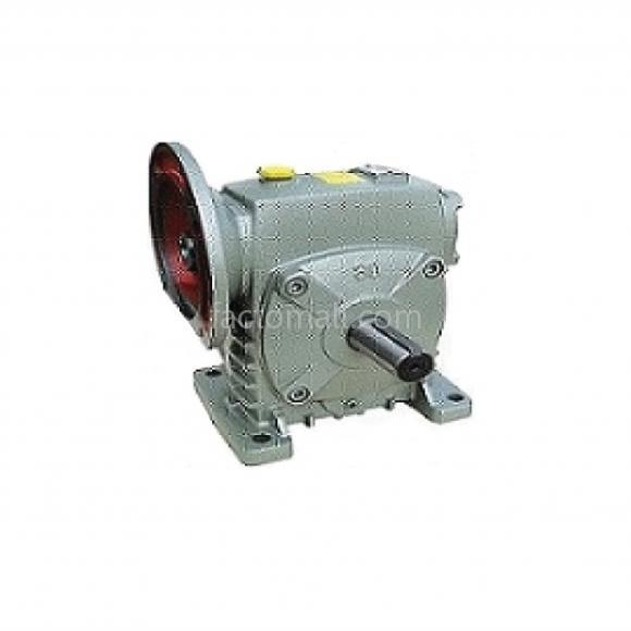 เกียร์มอเตอร์ Kimpo worm gear KAE(PRF) ขนาด155(40) อัตราทด50 10HP แบบเหล็กหล่อ