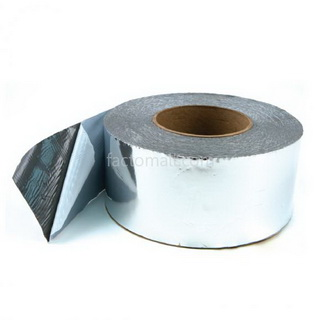 เทปพันท่ออะลูมิเนียมกว้าง 50 mm / ยาว 50 m รุ่น Foil-Duct-Tape-AFT-30