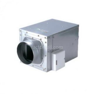 พัดลมระบายอากาศ Wolter รุ่น DVF-18077 แบบกล่อง CABINET INLINE 7'' / 157W 1 Phase 220V