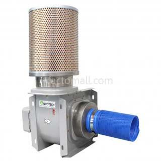 เครื่องดูดฝุ่นอุตสาหกรรม Envotech รุ่น Mini Dust สำหรับดูดควัน