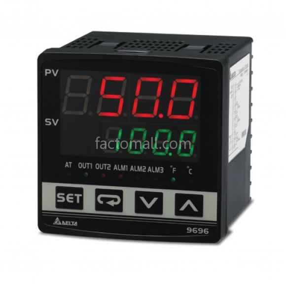 อุปกรณ์ควบคุมอุณหภูมิ Delta รุ่น DTA9696V0 Output Voltage Pulse 0-14V