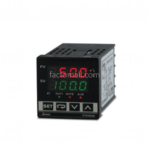 อุปกรณ์ควบคุมอุณหภูมิ Delta รุ่น DTB4848LR Output Voltage 0-5/0-10