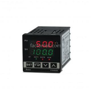 อุปกรณ์ควบคุมอุณหภูมิ Delta รุ่น DTB4848RR Output Relay/Relay