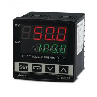 อุปกรณ์ควบคุมอุณหภูมิ Delta รุ่น DTB9696CR Output Current/Relay