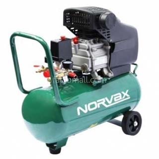 ปั๊มลม NORVAX รุ่น 50LS แรงม้า 3 hp