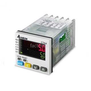 อุปกรณ์จับเวลา/นับจำนวน/วัดรอบ DELTA รุ่น CTA4000D With mm6 Digits Display Output Relay