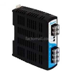 Power Supply DELTA รุ่น DRP024V060W1AZ 24V/2.5A(60W) 85-264VAC 1phase (Plastic case)