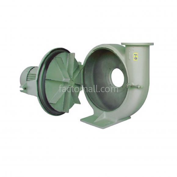 พัดลมโบลเวอร์ EuroVent รุ่น MSR-50A 3HP 2875rpm 3 Phase 380V