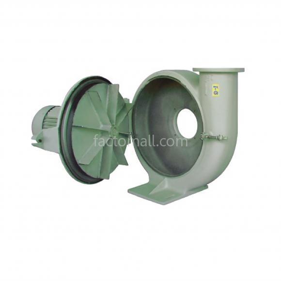 พัดลมโบลเวอร์ EuroVent รุ่น MSR-70B 15HP 2950rpm 3 Phase 380V