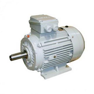 มอเตอร์ Hascon 250kW340HP4Pole 1400rpmแบบขาตั้ง (B3) เฟรมเหล็กหล่อ 3phase 380/660V
