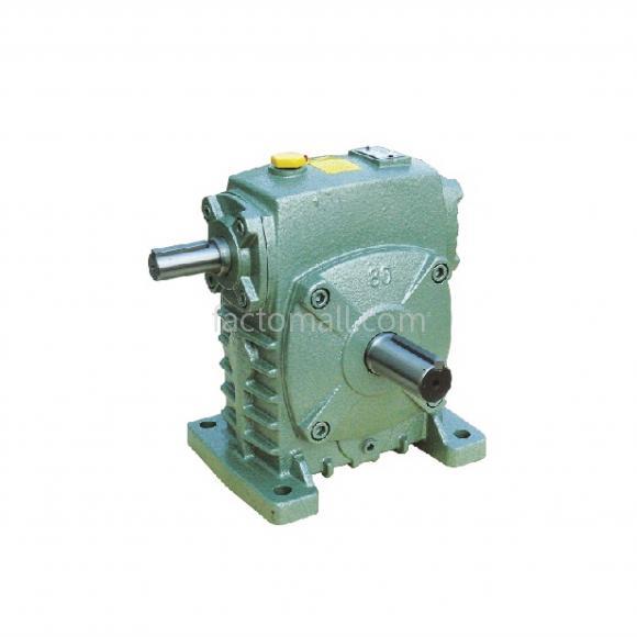 เกียร์มอเตอร์ Kimpo worm gear KA(PR) ขนาด60(15) อัตราทด50 1/2HP แบบเหล็กหล่อ