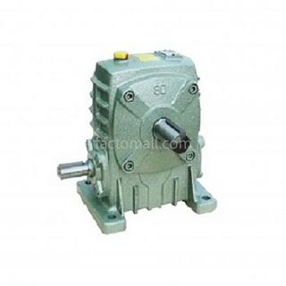 เกียร์มอเตอร์ Kimpo worm gear KB(PA) ขนาด135(35) อัตราทด60 7.5HP แบบเหล็กหล่อ